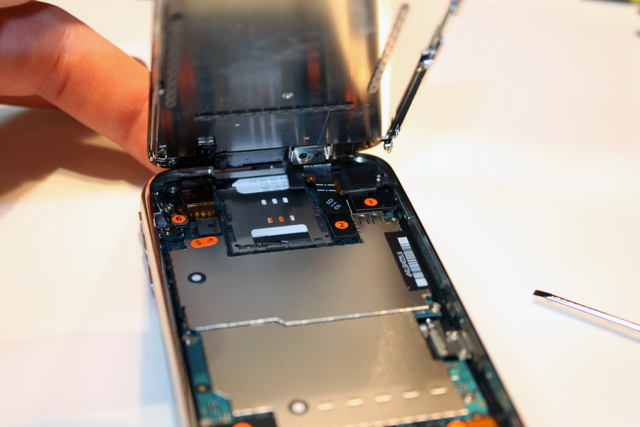iphone tear down